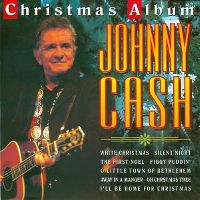 Cover Johnny Cash - Christmas Album [2011]